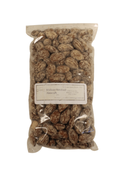 Hickory Smoked Almonds Half Pound