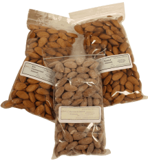 almonds-variety