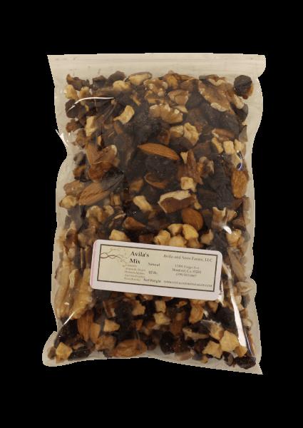 Avila MIx of Dried Fruit Half Pound