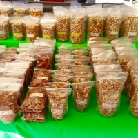 Nuts at Malibu Farmers' Market