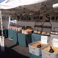 Nuts and Nut Butters at Malibu Farmer's Market