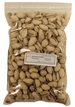 Roasted and Salted Pistachios One Pound